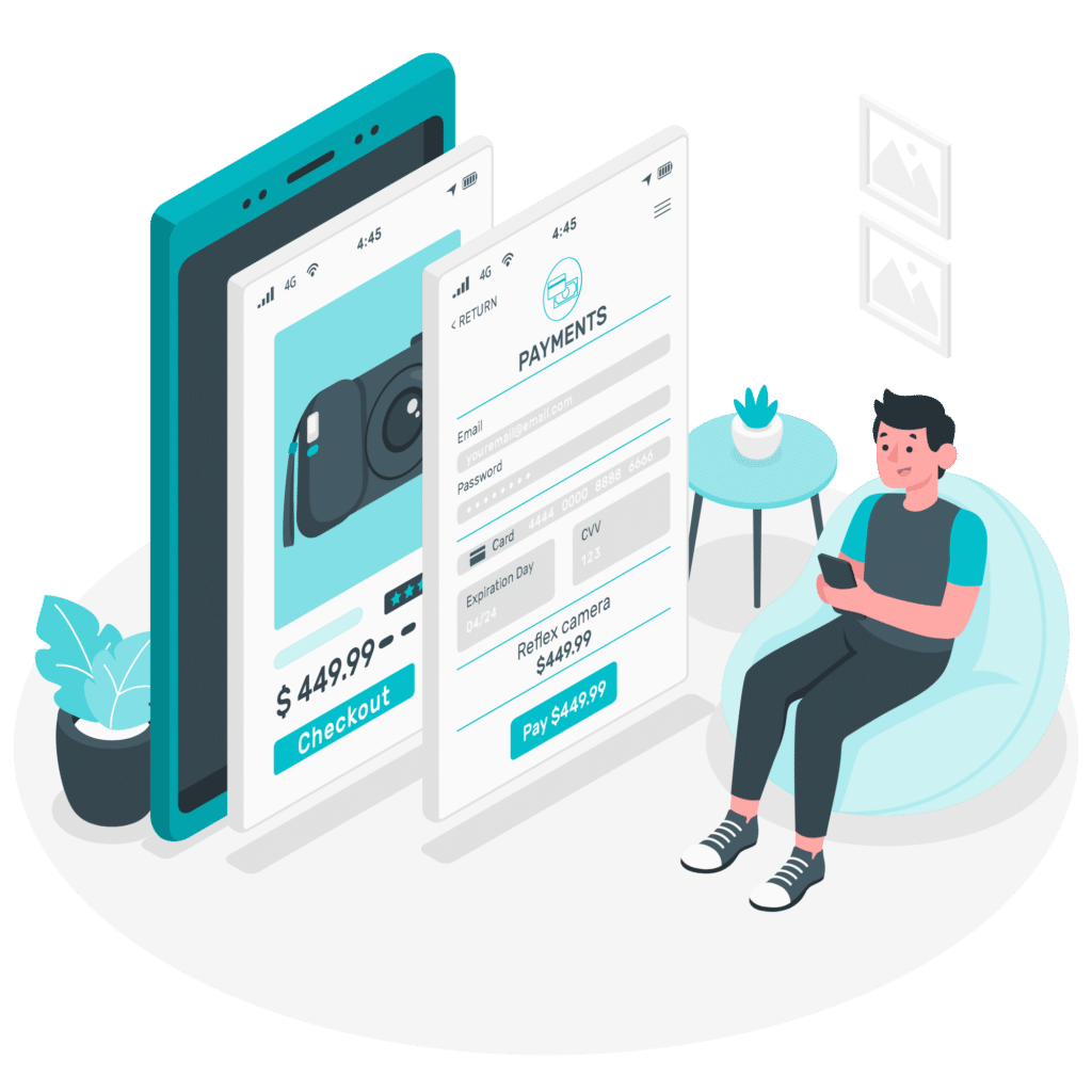 ROAN24 Webwinkels Ontwerp