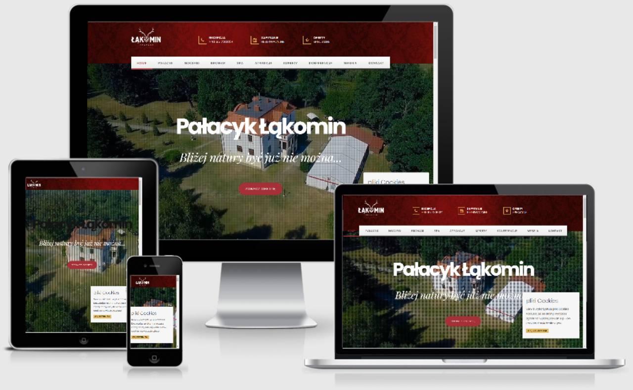 ROAN24 Palace Łąkomin Reactievermogen website