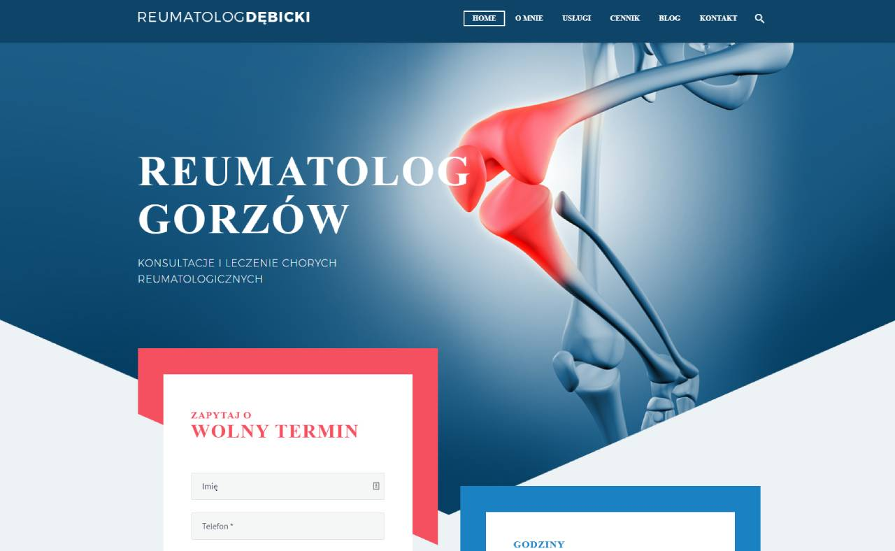 Roan24 Reumatoloog Debicki.pl HOME