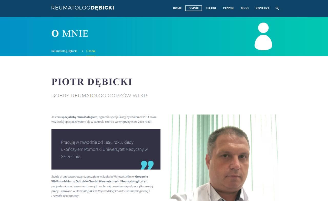 Roan24 Reumatoloog Debicki.com Over mij