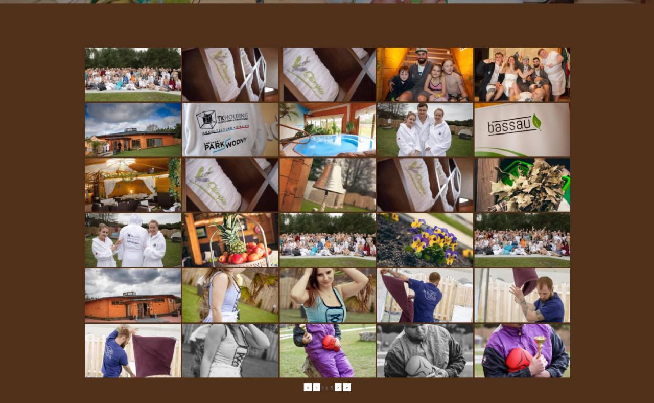 ROAN24 Sauna Olimpia Website Galerij