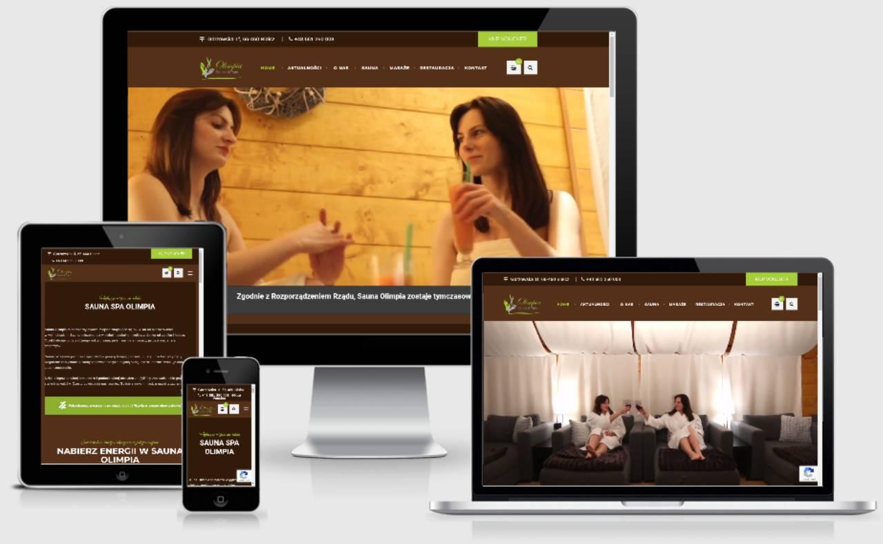 ROAN24 Sauna Olimpia Website Reactievermogen